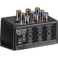 Ocean Matrix HDDA-2 HDTV 1 x 2 YPbPr Component Video Distribution Amplifier
