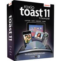 Corel Toast 11 Titanium for Mac (Corporate/Government Pricing)