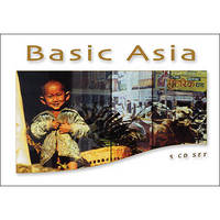 Big Fish Audio Basic Asia CD