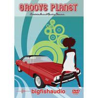 Big Fish Audio Groove Planet DVD (Apple Loops, REX, WAV, & RMX Formats)