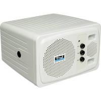 Anchor Audio AN-130+ Speaker Monitor (White)