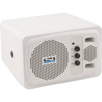 Anchor Audio AN-130U1+ Speaker Monitor With Wireless Receiver (White)