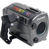 Amphibico Turtle Underwater Video Housing for Sony HDR-XR350, CX300 or CX350 Camcorder (Gray)