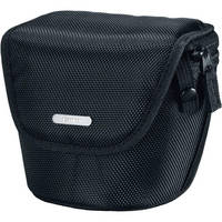 Canon PSC-4050 Deluxe Soft Case for the PowerShot SX500 IS Camera (Black)