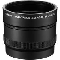 Canon LA-DC58L Conversion Lens Adapter for PowerShot G15 & G16 Digital Cameras