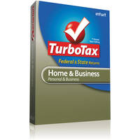 Intuit TurboTax Home & Business Plus E-File 2012 (CD-ROM)