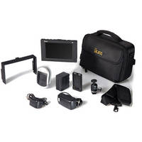 """ikan D5w 5.6"""" 3G-SDI Field Monitor with Waveform, Canon 900 Deluxe Kit"""