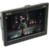 """ikan D7w 7"""" 3G-SDI/HDMI Field Monitor w/Waveform & Panasonic D54 Batt Plate"""