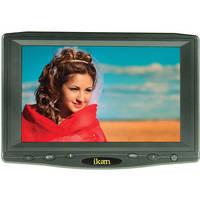 "ikan VL7 7"" HDMI LCD Field Monitor w/ Canon 5D DV Battery Plate"