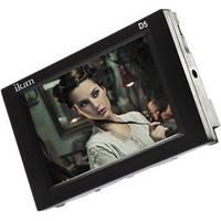 "ikan D5 5.6"" 3G-SDI Camera Monitor & Sony L-Series Power Kit"