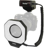 Vivitar DR-5000 Digital Macro Ring Flash