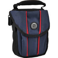M-Rock 2010 Mesa Verde Compact Camera Bag (Black with Navy)