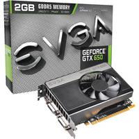 EVGA GeForce GTX650 2GB GDDR5 Graphics Card