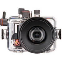 Ikelite 6116.10 Compact Digital Underwater Housing for Sony Cyber-shot RX100