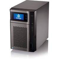 Iomega 4TB (2x 2TB) StorCenter px2-300d Network Storage 2-Bay Server