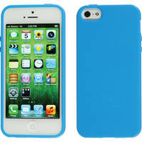 Xuma Flex Case for iPhone 5 & 5s (Blue)