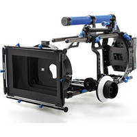Redrock Micro ultraCage Black 15mm Studio Bundle for Blackmagic Camera