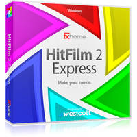 FxHome HitFilm 2 Express (Boxed)