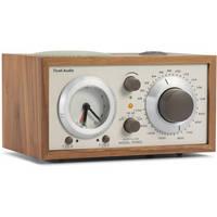 Tivoli Model Three AM/FM Clock Radio (Walnut/Beige)