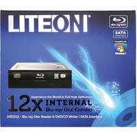 Lite-On iHES312 12x Internal Blu-ray Combo Drive (Black)