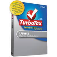 Intuit TurboTax Deluxe 2012 (1 - User / CD / Windows & Mac Compatible)