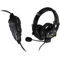 CTA Digital U.S. Army Universal Gaming Headset with 3D Effect for PS3, Xbox 360 & PC