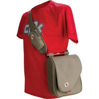 Clik Elite Elemental Shoulder Bag (Titanium)