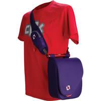 Clik Elite Elemental 4/3rds Shoulder Bag (Purple)