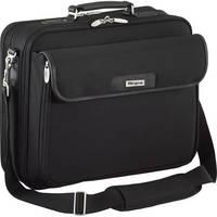 """Targus 15.4"""" Notepac Plus Carrying Case (Black)"""