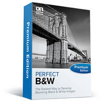 onOne Software Perfect B&W Premium Edition Software (CD/DVD-ROM)