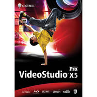 Corel VideoStudio Pro X5 (Education Pricing)