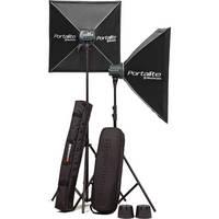 Elinchrom D-Lite RX ONE 2x Head Portalite To Go Kit