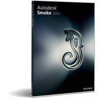 Autodesk Smoke for Mac 2013 Commercial New SLM (Download)