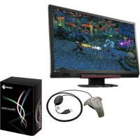 "Eizo FS2333-BK 23"" Widescreen LED Backlit IPS Monitor Kit with Eizo EasyPIX Color Matching Tool"