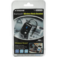 Xtreme Cables Bluetooth Wireless Music Receiver (Black)
