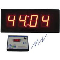alzatex ALZM05A Presentation TimeKeeper System with LED Display (Black)