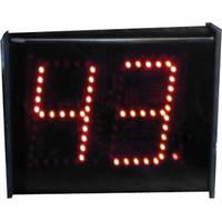 "alzatex DSP502B 2-Digit Display with 5"" High LED Digits"