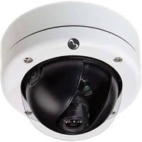 American Dynamics Discover 300 Mini-Dome Outdoor Camera with Varifocal Lens (White, NTSC)