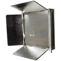 ikan ID1000-v2 1X1' LED Studio Light with Touch Screen Dimming