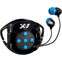 x-1 Interval 4G Waterproof Headphone System for the 4th Gen iPod shuffle