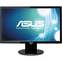 """ASUS VE198TL 19"""" Widescreen LED Backlit LCD Monitor"""