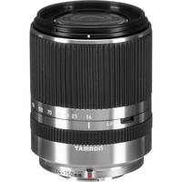 Tamron 14-150mm f/3.5-5.8 Di III Lens for Micro Four Thirds (Silver)