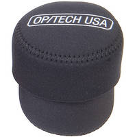 "OP/TECH USA 3.0 x 4.5"" Fold-Over Pouch (Black)"