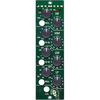 Joemeek meQ 500 Meequalizer 4-Band 500-Series EQ Module