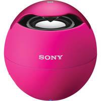 Sony Bluetooth Wireless Mobile Speaker (Pink)