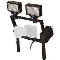 Bescor BM-K1 LED-70 Power and Light Kit for Blackmagic Cinema Cameras