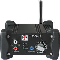 SM Pro Audio Tranz-T Wireless Stereo DI Transmitter