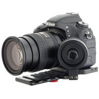 iDC Photo Video SYSTEM ZERO Standard Follow-Focus for Nikon D600