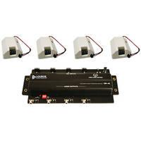 Louroe ASK-4 # 304-C Audio Monitoring Kit