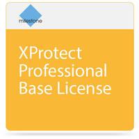 Milestone XProtect Professional Base License